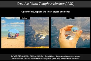 Creative Photo Template FX