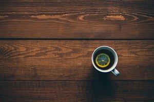 Cup of tea #1