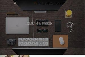 Multipurpose Responsive HTML5 Theme
