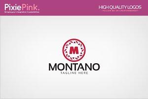 Montano Logo Template