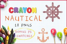 Crayon Nautical