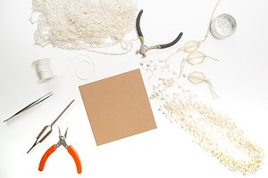 Jewellery Mockup