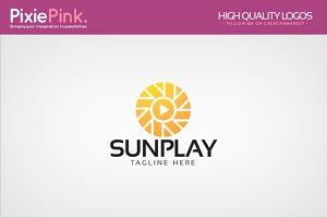 Sun Play Logo Template
