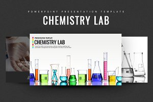 Chemistry Lab Presentation Template