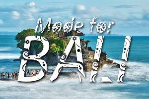 FTF Bali Myranthee Pro