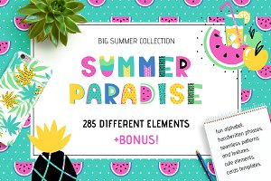 Summer Paradise - Big Collection