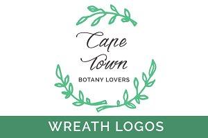 Wreath Vector Logos