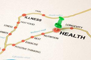 Health road