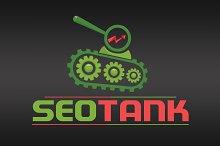 SEO Tank Logo Template