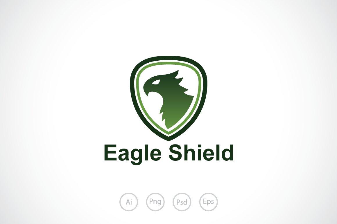 Eagle Shield Logo Template ~ Logo Templates ~ Creative Market