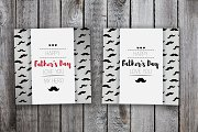 2 fathers day cards