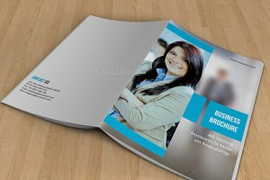 Corporate Brochure Template-V10
