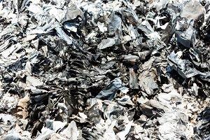 Paper ash