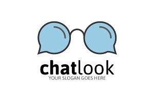Chat Look Logo