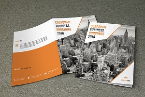 Corporate Business Brochure -V547