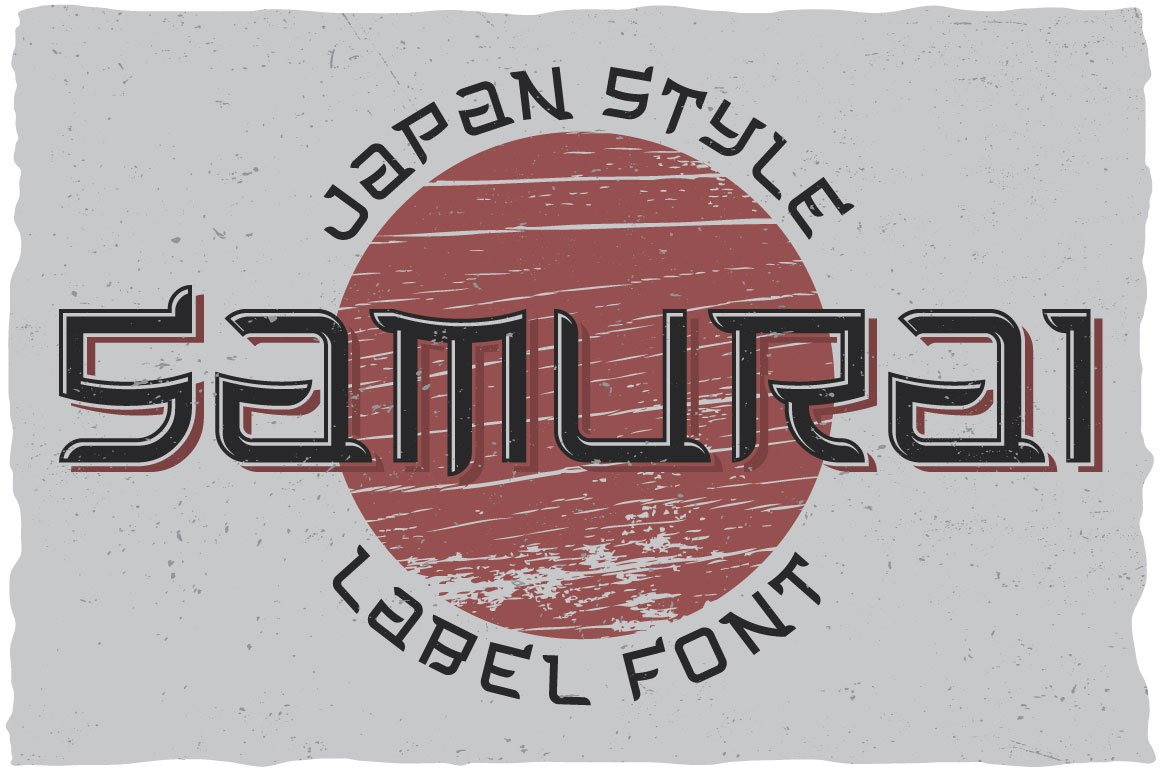 Japanese Fonts that Celebrate the Land of the Rising Sun