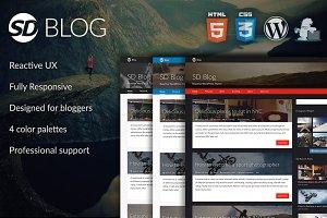 SD Blog – Reactive WordPress Theme