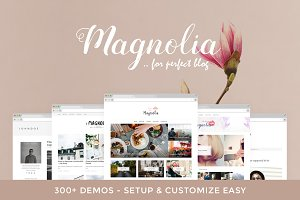 Magnolia - Biggest & Easy Blog