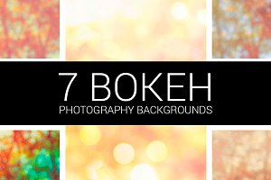 Photography Bokeh Pack 02