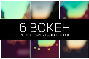Bokeh Pack 04 (City landscape)