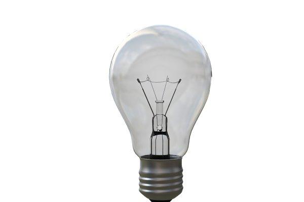 3D Electronics: Tedi Permana - Light Bulb