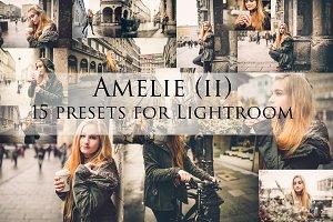 Amelie (Part II) -15 presets for Lr