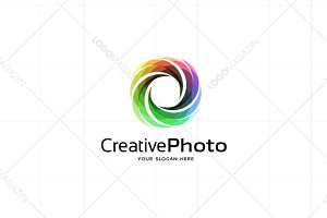 Creative Photo - Photographer Logo