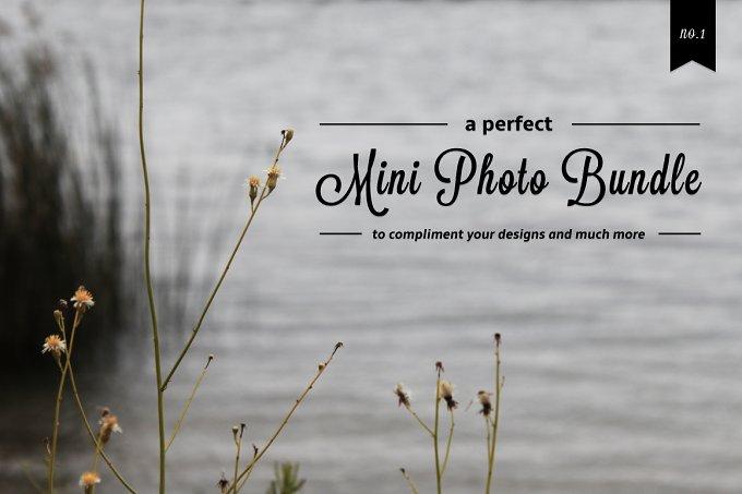 Nature - Mini Photo Bundle - No.1 - Nature