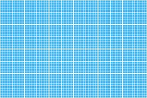 White graph grid seamless pattern