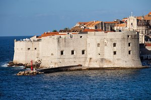 Dubrovnik Old Town Fortification