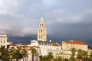 Split Old Town Skyline
