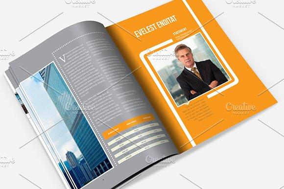 Indesign brochure template v3 brochure templates for Indesign brochure templates