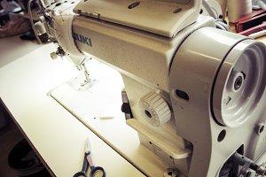 Industrial Sewing Machine II