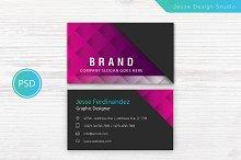 Modern Business Card Template Vol-02