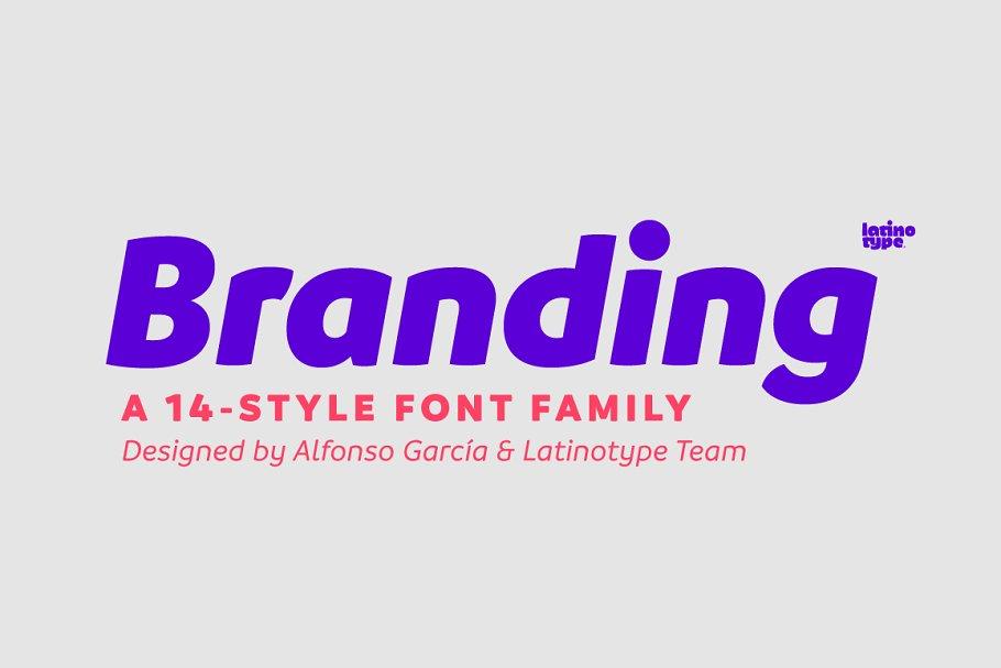 Lorano Family ~ Sans Serif Fonts ~ Creative Market