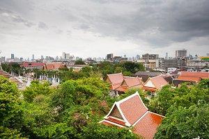 Panorama of Bangkok