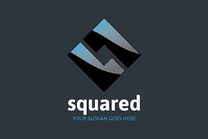 Squared Logo - Letter L