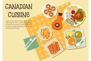 Canadian cuisine dishes