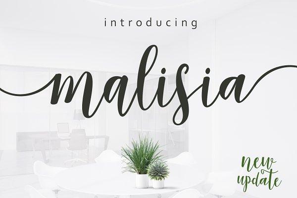 Malisia Script
