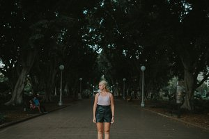 Tourist in Sydney V2