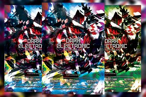 Dark Electronic Flyer