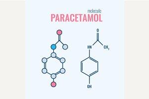 Paracetamol formulas