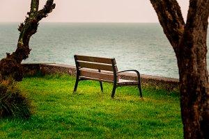 Watching the sea II