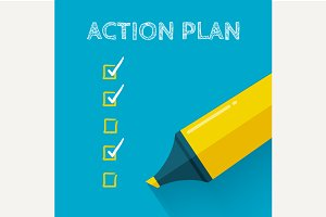 Action plan concept design
