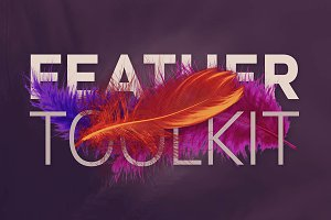Feather Toolkit - Photos & Graphics