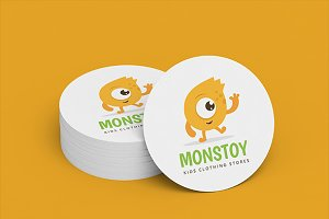 Monstoy Logo