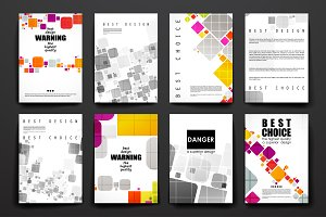 37 Abstract Brochures