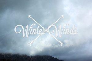 Winter Winds IV / 2013