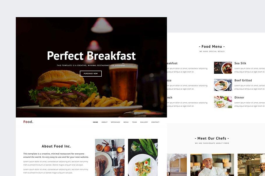 food wheel template.html