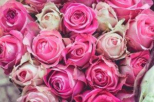 Natural Rose Bouquet
